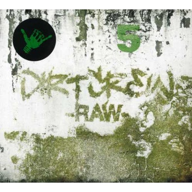 Dirt Crew RAW CD