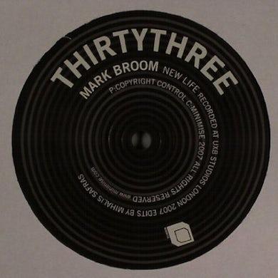 Mark Broom NEW LIFE Vinyl Record