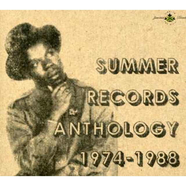 Summer Records Anthology 1974-1988 / Various CD