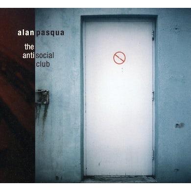 Alan Pasqua ANTISOCIAL CLUB CD