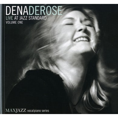Dena DeRose LIVE AT JAZZ STANDARD 1 CD