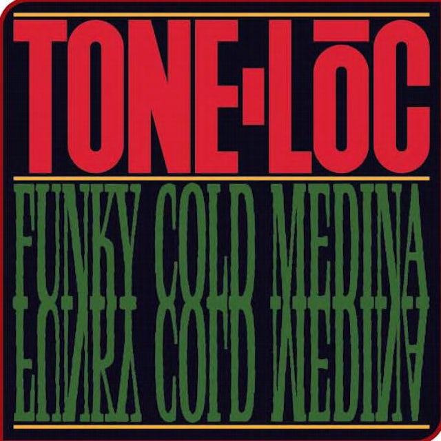 Tone Loc FUNKY COLD MEDINA Vinyl Record