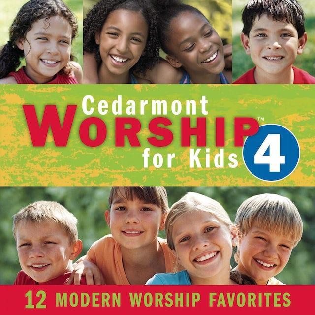 Cedarmont Kids WORSHIP FOR KIDS 4 CD