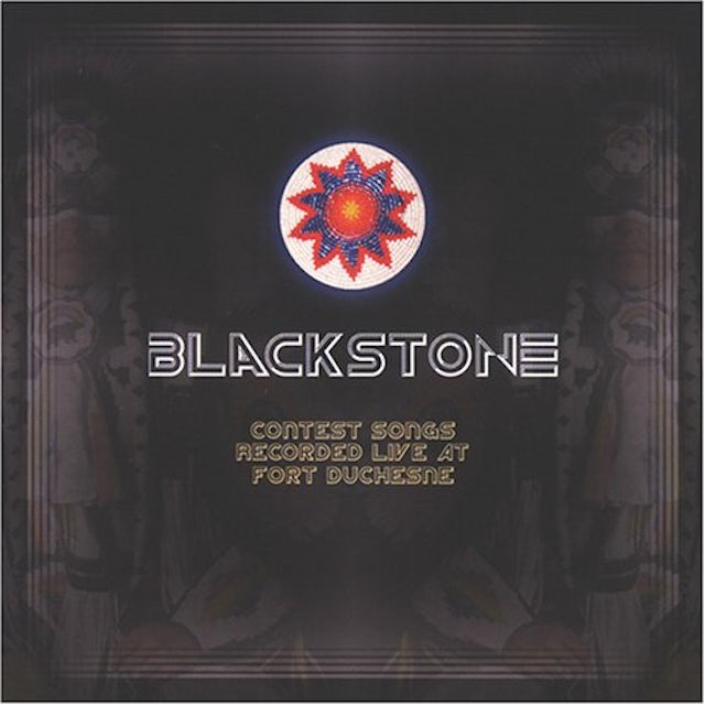 blackstone CONTEST SONGS RECORDED LIVE AT FORT DUCHESNE CD