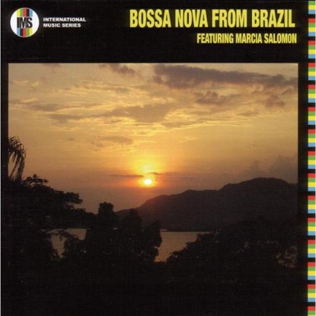 Marcia Salomon BOSSA NOVA FROM BRAZIL CD