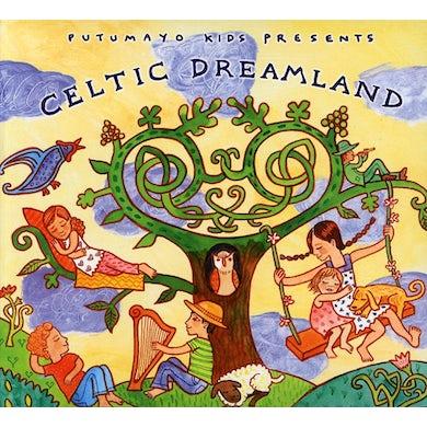 Putumayo Kids Presents CELTIC DREAMLAND CD
