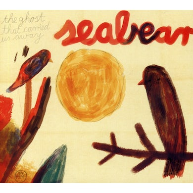 Seabear GHOST THAT CARRIED US AWAY CD