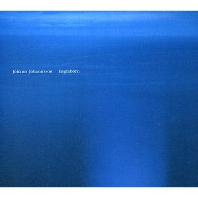 Johann Johannsson ENGLABORN CD