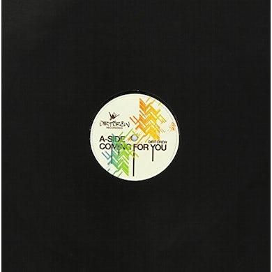 Dirt Crew COMING FOR YOU / BIG BAD CITY Vinyl Record