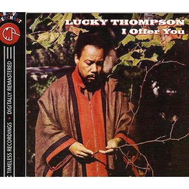 Lucky Thompson I OFFER YOU CD