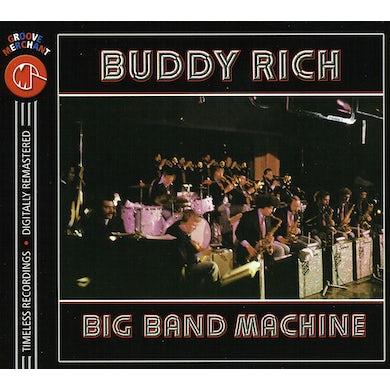 Buddy Rich BIG BAND MACHINE CD