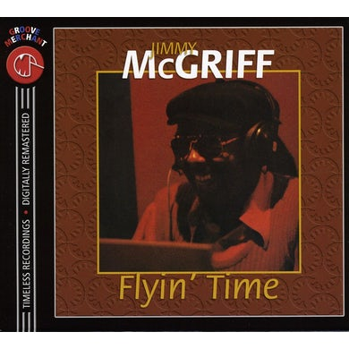 Jimmy Mcgriff FLYIN TIME CD