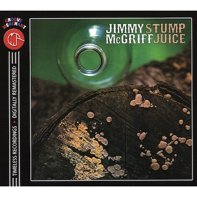 Jimmy Mcgriff STUMP JUICE CD