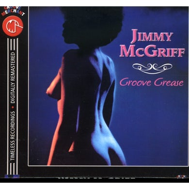 Jimmy Mcgriff GROOVE GREASE CD