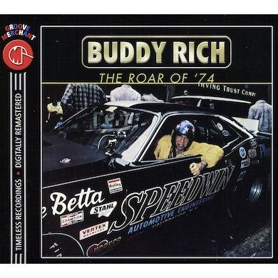 Buddy Rich ROAR OF 74 CD