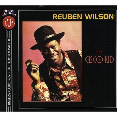 Reuben Wilson CISCO KID CD
