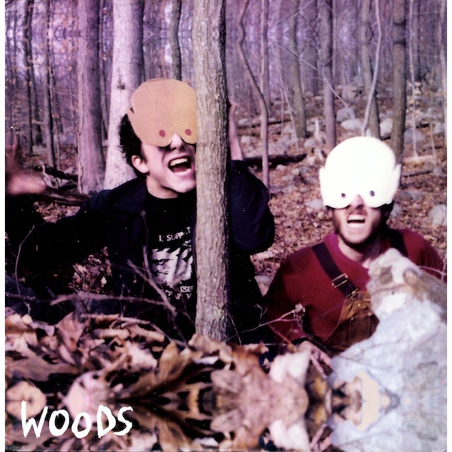HOW TO SURVIVE IN / IN THE WOODS Vinyl Record