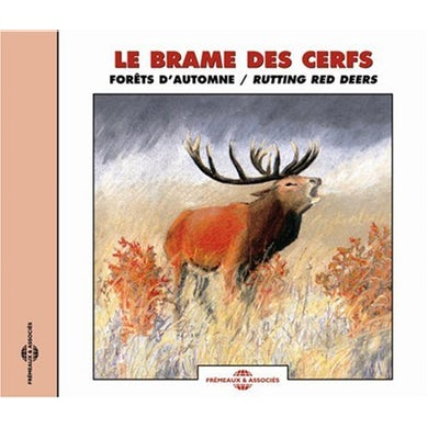 Sounds of Nature RUTTING RED DEERS CD