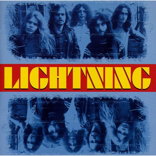 Lightning 1968-1971 CD