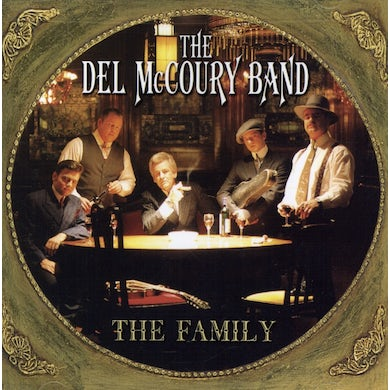 Del Mccoury FAMILY CD
