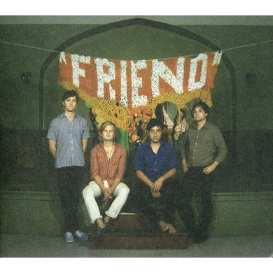 Grizzly Bear FRIEND CD