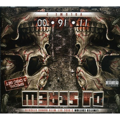 DJ Screw 11-16-00 2 CD