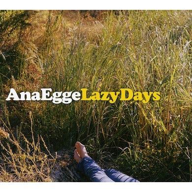 Ana Egge LAZY DAYS CD
