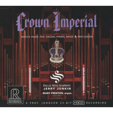 Dallas Wind Symphony CROWN IMPERIAL CD