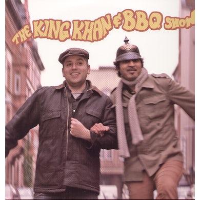 The King Khan & BBQ Show Vinyl Record