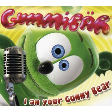 Gummibar I AM YOUR GUMMY BEAR CD