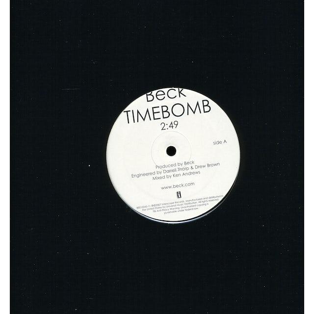 Beck TIMEBOMB (X2) (Vinyl)
