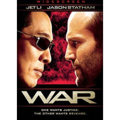 WAR (2007) DVD
