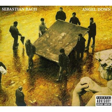 Sebastian Bach ANGEL DOWN CD