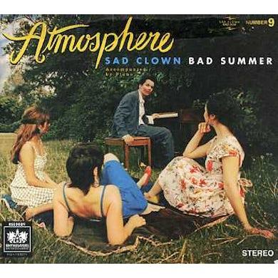Atmosphere SAD CLOWN BAD SUMMER 9 CD