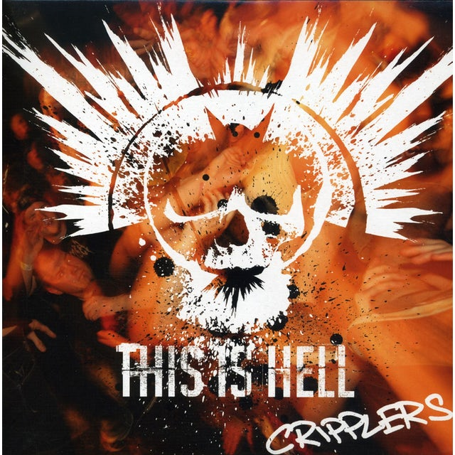 This Is Hell CRIPPLERS Vinyl Record