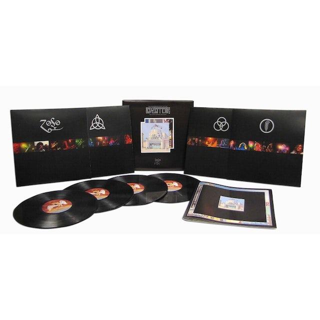 Led Zeppelin SONG REMAINS THE SAME (BONUS TRACKS) Vinyl Record - 180 Gram Pressing, Remastered