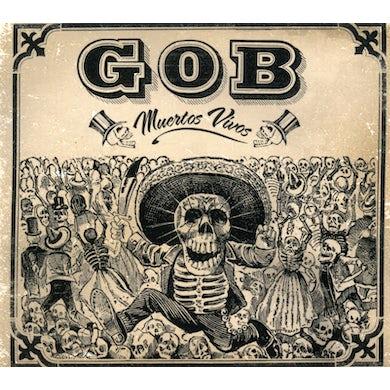 Gob MUERTOS VIVOS CD