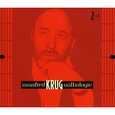 Manfred Krug ANTHOLOGIE CD