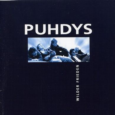 Puhdys WILDER FRIEDEN CD