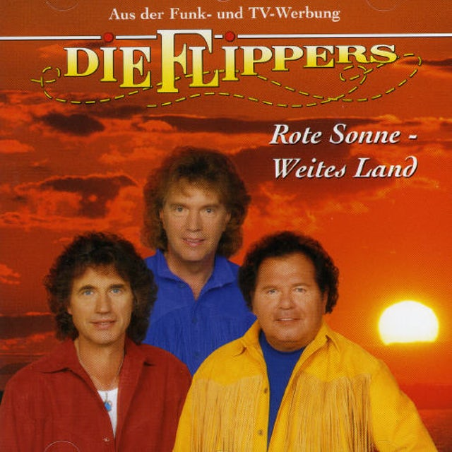 Flippers ROTE SONNE, WEITES LAND CD