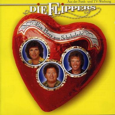 Flippers EIN HERZ AUS SCHOKOLADE CD