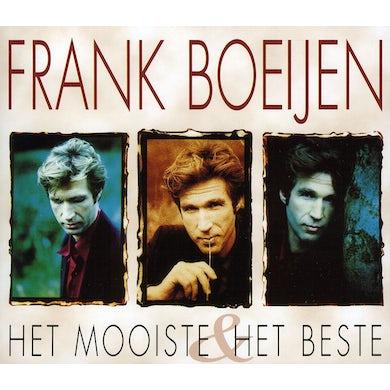 Frank Boeijen HET MOOISTE & HET BESTE CD