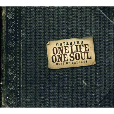 Gotthard ONE LIFE ONE SOUL CD
