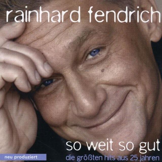 Rainhard Fendrich SO WEIT SO GUT DIE GROSSTEN HITS AUS 25 CD