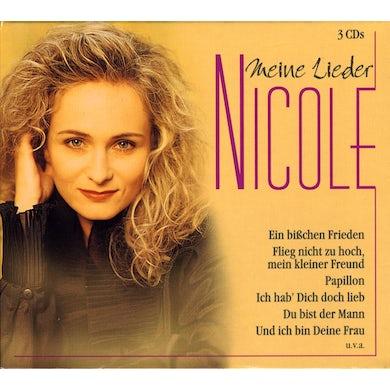 Nicole MEINE LIEDER CD