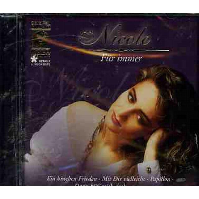 Nicole FUR IMMER CD