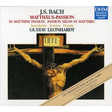Gustav Leonhardt ADVENTURES IN EARLY MUSIC CD