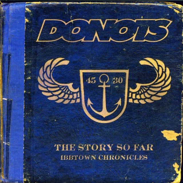 Donots STORY SO FAR IBBTOWN CHRONICLES CD