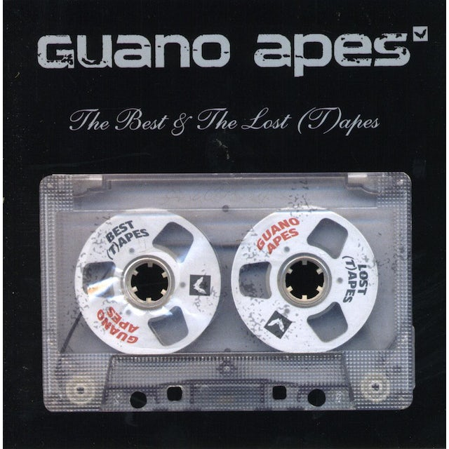 Guano Apes BEST AND THE LOST (T)APES CD