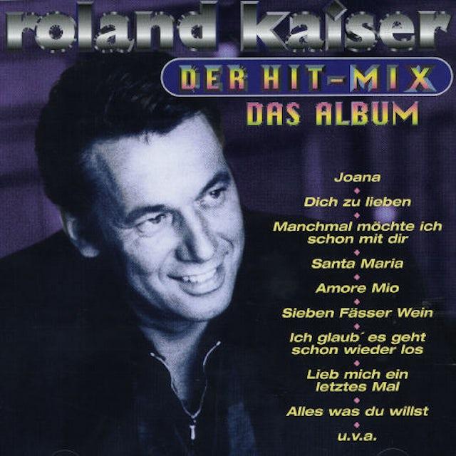 ROLAND KAISER DER HIT-MIX DAS ALBUM CD